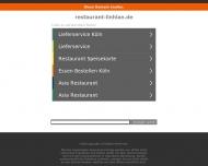 Bild Webseite Linhlan Köln