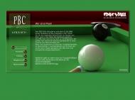 Bild Webseite Pool-Billard Club (PBC) Köln Süd Köln