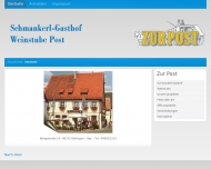 Bild Webseite  Oettingen in Bayern