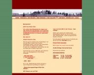 Bild Webseite Ciao Gaststätten Betriebs Nürnberg