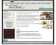 Bild Fachwerk Restaurantbetrieb