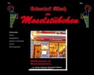 Bild Webseite Moselstübchen Köln