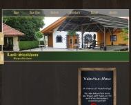 Bild Webseite Land-Steakhaus Bürger Hermann Marxheim
