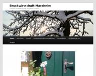 Bruckwirtschaft Marxheim Zimmer, Ferienwohnung, Biergarten, Urlaub,