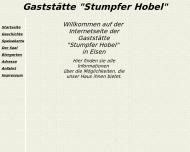 Bild Stumpfer Hobel