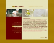 Website China-Restaurant Shang-Hai