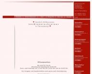 Bild Webseite BINNERSCHREINER Gleiritsch