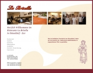 Bild Webseite La Brisella Düsseldorf