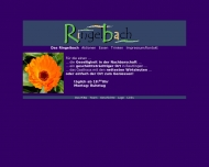 Bild Webseite Gaststätte Ringelbach Reutlingen