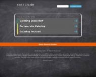 Bild Webseite Casa Pio Düsseldorf