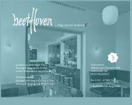 Bild Webseite Beethoven Düsseldorf