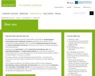 Bild Wirtschaftsförderung Sachsen GmbH (WFS)