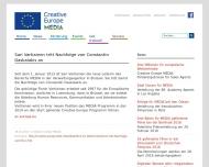 Bild MEDIA DESK Informationsstelle für europäische Filmförderung GmbH