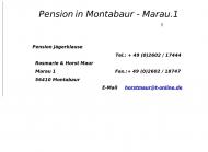 Bild Webseite  Montabaur