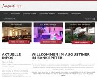 Bild Webseite Gaststätte Restaurant - Bankepeter-Trotz-Theater Inh. Sonja Dietrich Freiburg im Breisgau