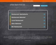 Bild Webseite Alter Bahnhof Huckarde Dortmund