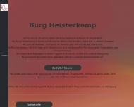Bild Webseite Burgschänke Dortmund