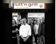 Bild Webseite Lütt'n Grill Hamburg
