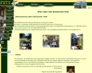 Website Restaurant Kolk