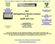 Bild Webseite Gaststätte Restaurant - Vereinsheim Limmer Hannover