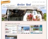 Bild Inken Johannsen Hotel Seiler Hof GmbH & Co. KG