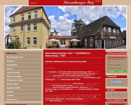 Bild Webseite  Klein Bengerstorf