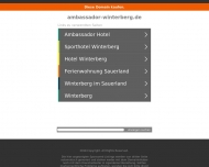 Bild Webseite  Winterberg