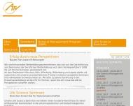 Bild Webseite ATV Ausbildung Training Vernetzung Köln