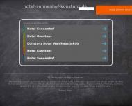 Bild Webseite Sonnenhof Konstanz