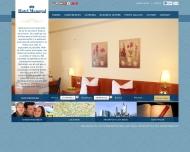 Bild Webseite Golden Tulip Hotel Monopol Frankfurt