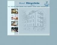 Bild Bürgerbräu Hotel