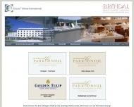 Bild Webseite Hotel Consul Frankfurt