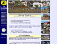 Bild Webseite  Cochem