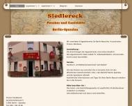 Bild Pension Siedlereck Gaststätte