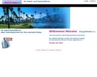 Bild Webseite CM CityClass Hotels Köln
