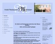 Bild Hotel Matheisen