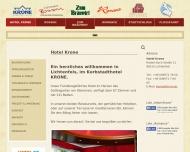 Bild Webseite  Lichtenfels
