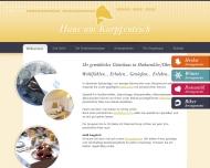 Website Gästehaus Am Karpfenteich