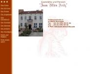 Bild Webseite  Neuruppin