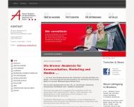 Bild Bremer Akademie für Kommunikation, Marketing und Medien GmbH
