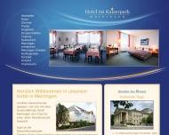 Bild Webseite  Meiningen