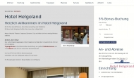 Bild Hotel Helgoland