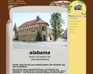 Bild Webseite  Lutherstadt Wittenberg