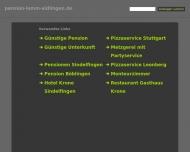 Bild Webseite  Aidlingen