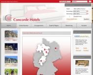 Bild Webseite City Centre Hotel One Köln