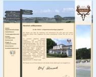 Bild Webseite  Göhren