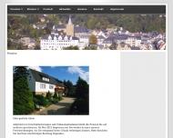 Bild Webseite  Gornau/Erzgebirge