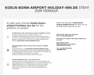 Bild Holiday Inn Köln-Bonn Airport