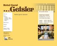 Bild Hotel Garni Geisler GmbH Wahn, Hotel-Café