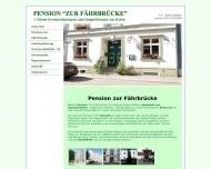 Bild Pension Zur Fährbrücke Inh. A.Wenzel